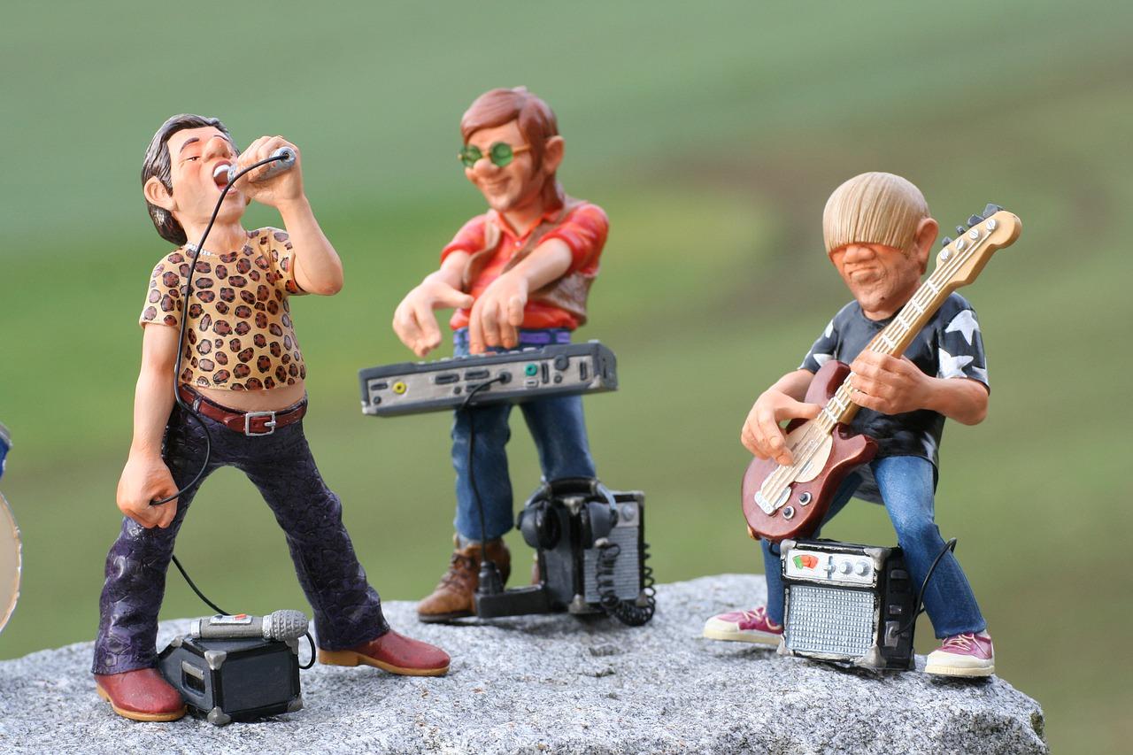 musician, drums, rock